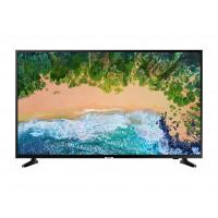 טלוויזיה Samsung UE65NU7090 4K סמסונג 65 אינץ החלקת תמונה1300 PQI