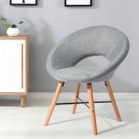 כיסא אירוח מעוצב מבית HOMAX - הומקס דגם ואלדו