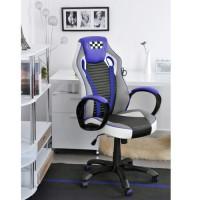 כיסא גיימרים מדהים לבית או למשרד מבית HOMAX - הומקס דגם סופר-רייסר