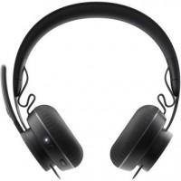 אוזניות בלוטות' פלוס מיקרופון Logitech ZONE Wirless Headsets
