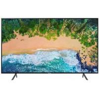 """טלוויזית SAMSUNG סמסונג דגם UE58NU7100 גודל מסך 58"""" אינטש רזולוציה: 3,840X2,160 4K Smart TV"""