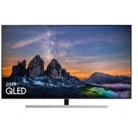 טלוויזיה חכמה 55'' אינטש סמסונג Samsung QLED 4K SMART TV דגם QE55Q80R