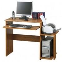 שולחן מחשב עם מדף למדפסת יראון 204