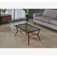 שולחן סלון זכוכית דגם GRANADA מבית garox
