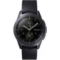 שעון יד חכם של סמסונג Samsung Galaxy Watch 42mm LTE SM-R815 בצבע שחור