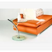 שולחן קפה מזכוכית דגם PALM מבית Garox