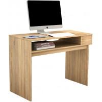 שולחן כתיבה עם תא פנימי