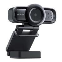 מצלמת רשת Full HD מבית AUKEY דגםPC-LM3