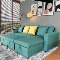 ספה נפתחת דגם לופט מבית Garox גארוקס