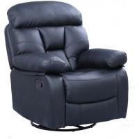 גארוקס רהיטים כורסת טלוויזיה רוזן עם מנגנון נדנוד.