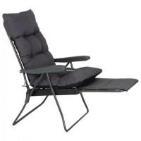 כיסא נוח דגם NAPOLY אפור