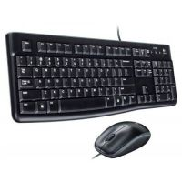 סט מקלדת ועכבר Logitech Desktop Set MK120 Retail
