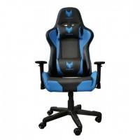 מושב גיימינג מקצועי בעל עיצוב מיוחד SPARKFOX GC60P בצבע כחול
