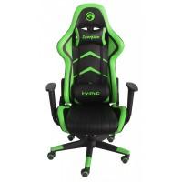 כיסא גיימינג מעור סינטטי Marvo CH-106- צבע ירוק