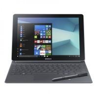 """טאבלט Book Wi-Fi מסך 12"""" מבית Samsung Galaxy דגם SM-W727 בנפח איחסון 256GB זיכרון 8GB מצלמה 13MP ומערכת הפעלה Windows 10 Home"""