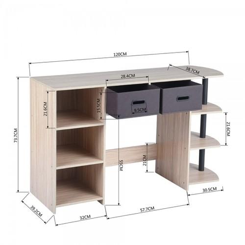 שולחן מחשב מבית הומקס דגם  פאנט