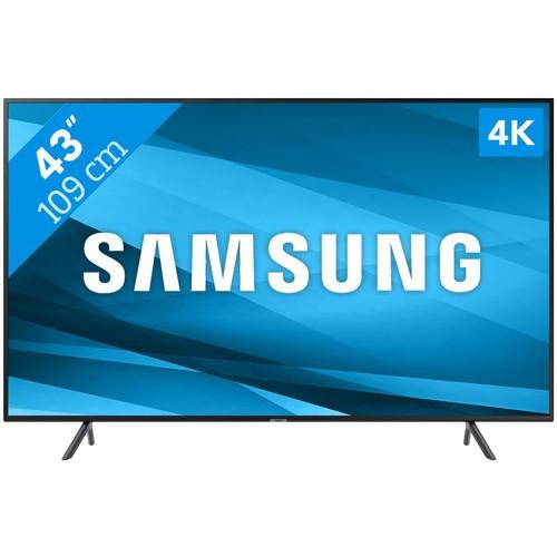 טלוויזית סמסונג Samsung UE43RU7100 4K 43 אינטש סמסונג