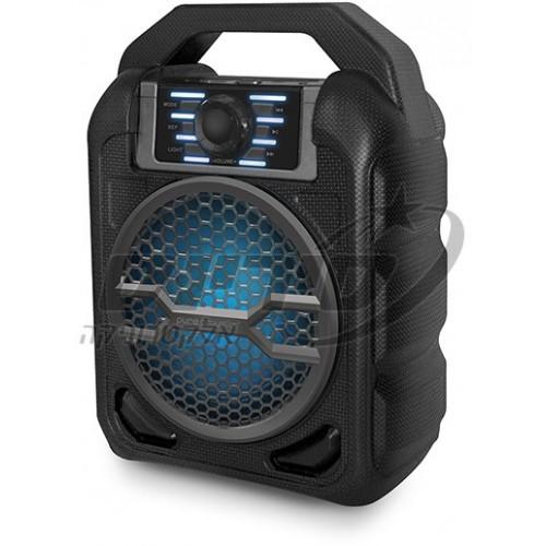 בידורית קריוקי נייד Pure Acoustics LX20 - רמקול נייד