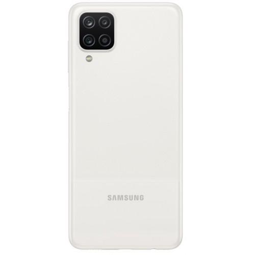 סמארטפון סמסונגGalaxy A12 - מחיר. צבע לבן.