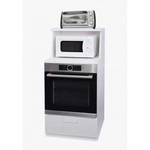 ארון נייד לתנור בילט אין ומיקרוגל. שידה משולבת תנור / מיקרו / טוסטר 573A.