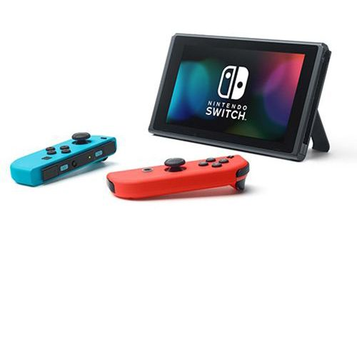 קונסולת NINTENDO SWITCH כוללת בקרים דגם: Switch Neon