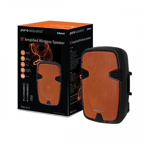 אריזת רמקול נייד מוגבר Pure Acoustics דגםPMW-2012