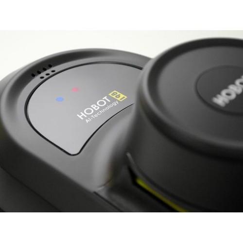 רובוט HOBOT 198 מנקה חלונות כולל ממשק לטלפון חכם דרך